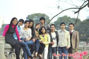 Du xuân 2011